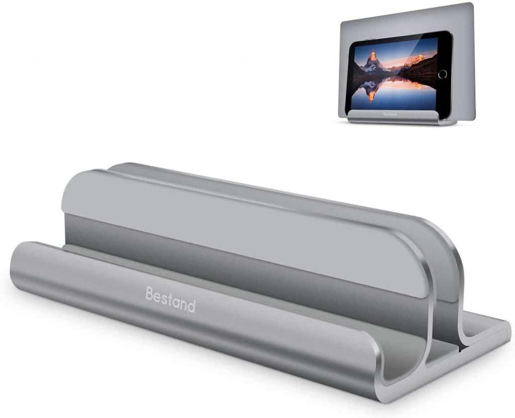 Bestand 1 つで 2 役 MacBook/iPad/iPhone 用ラップトップスタンド
