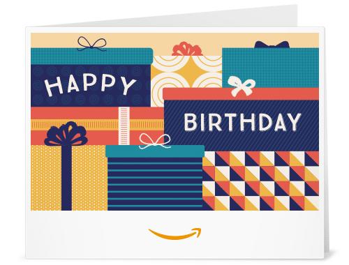 在宅勤務 テレワーク プレゼント Amazon ギフト券 便利 誕生日仕様