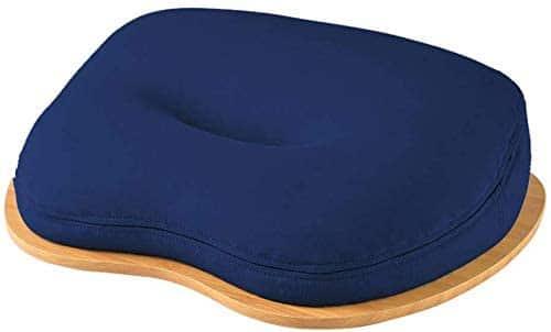 CIKALIN 在宅勤務 テレワーク 座椅子 膝上テーブル テーブルクッション ひざ 足 痛くない