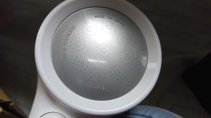5000円以下のシャワーヘッド に替えてみたら、節水・静音・柔らか水圧でお風呂がはかどった話。