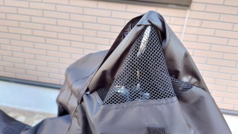 Active Winner バイクカバー 防塵 防水 雨 強い 生地 しっかり かっこいい