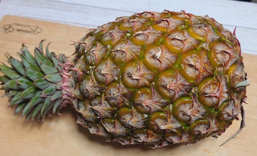台湾パイナップル 美味しい ネット スーパー 芯まで食べれる 甘い 甘み 酸っぱくない