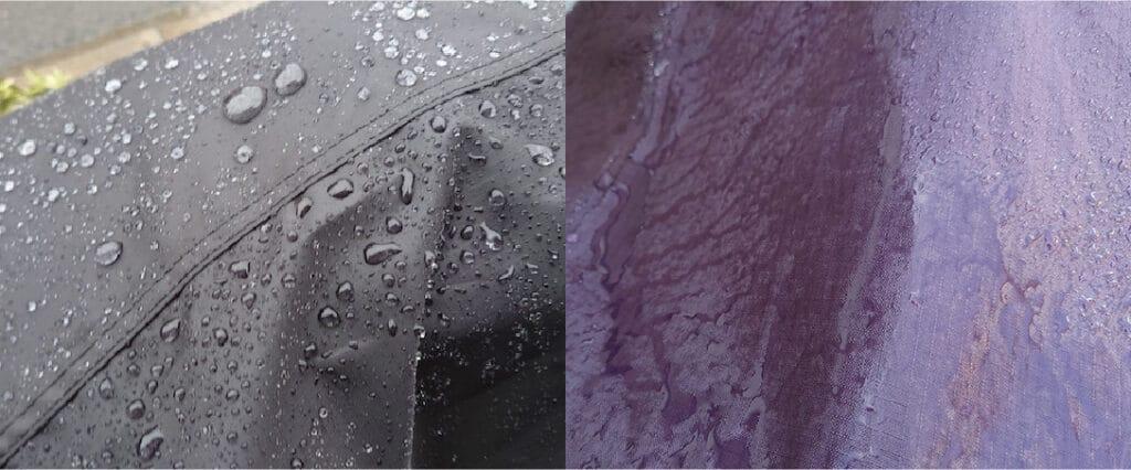 Active Winner バイクカバー 防塵 防水 雨 強い 生地 長持ち 比較 撥水 持続 色 破れにくい 破れない ずっと使える 日焼け かける 守る